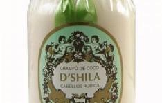 Champú de coco D'Shila