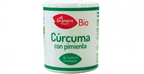 Especiero Cúrcuma + Pimienta Bio 75 gramos de El Granero Integral