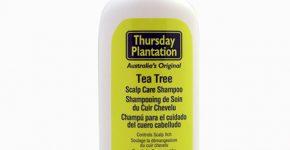 Champú anticaspa con árbol de te de Thursday Plantation