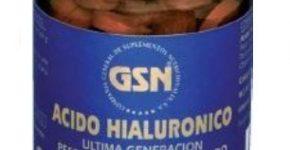 Ácido Hialurónico GSN mejora tus articulaciones