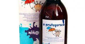 A Protegerse! de Soria Natural estimula el sistema inmunológico de los niños