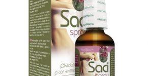 Sacispray de Tegor spray saciante para dietas de adelgazamiento