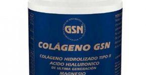 Colágeno GSN en polvo sabor limón, cuida tu piel y articulaciones