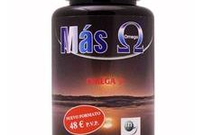 Mas Omega de Mahen aceite rico en ácidos grasos Omega 3 y 6