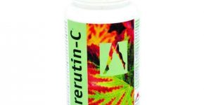 Cererutin-C piernas ligeras de Dietéticos Intersa