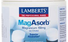 Magasorb de Lamberts, magnesio en forma de citrato