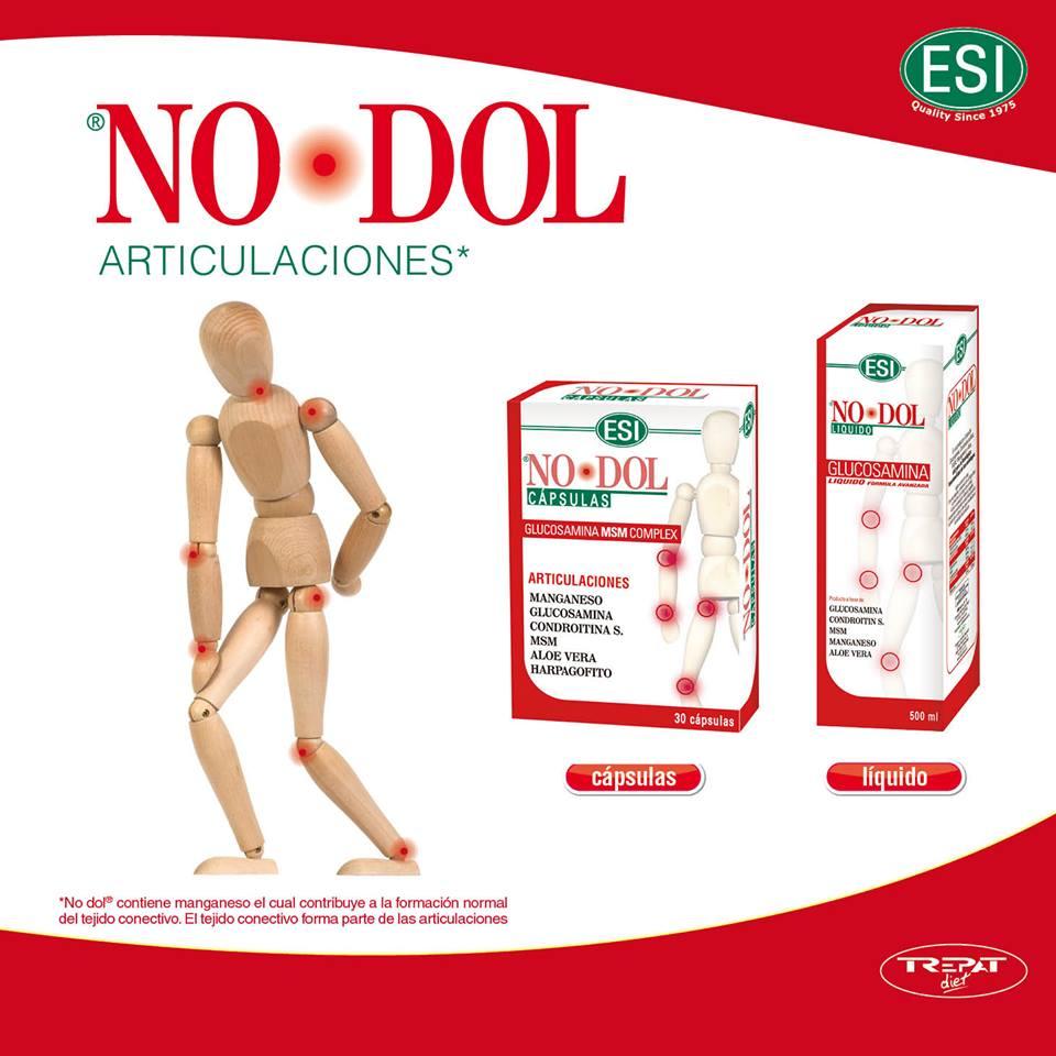 NO-DOL Articulaciones de ESI