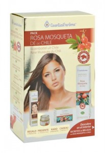 Pack de Rosa Mosqueta de Chile de Esential Arôms
