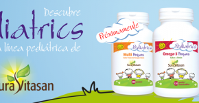 Línea Pediatrics de Sura Vitasan