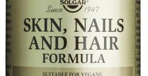 Pelo, piel y uñas de Solgar