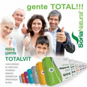 TotalVit de Soria Natural
