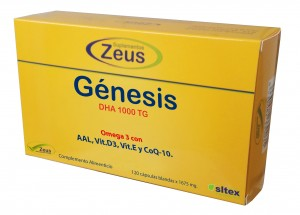 Génesis Zeus DHA