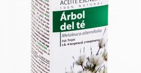 Aceite Esencial de Árbol del té 10 ml de Esential Aroms
