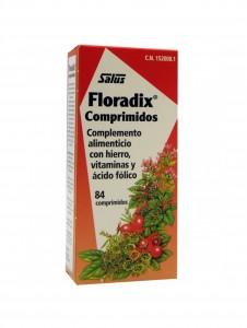 Floradix en cápsulas