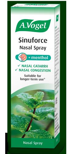 Sinuforce Spray Nasal de Alfred Vogel