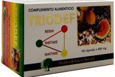 Triodef Golden & Green