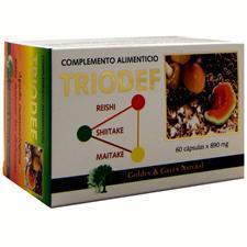 Triodef Golden & Green