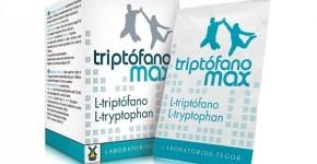 Triptófano Max de Tegor