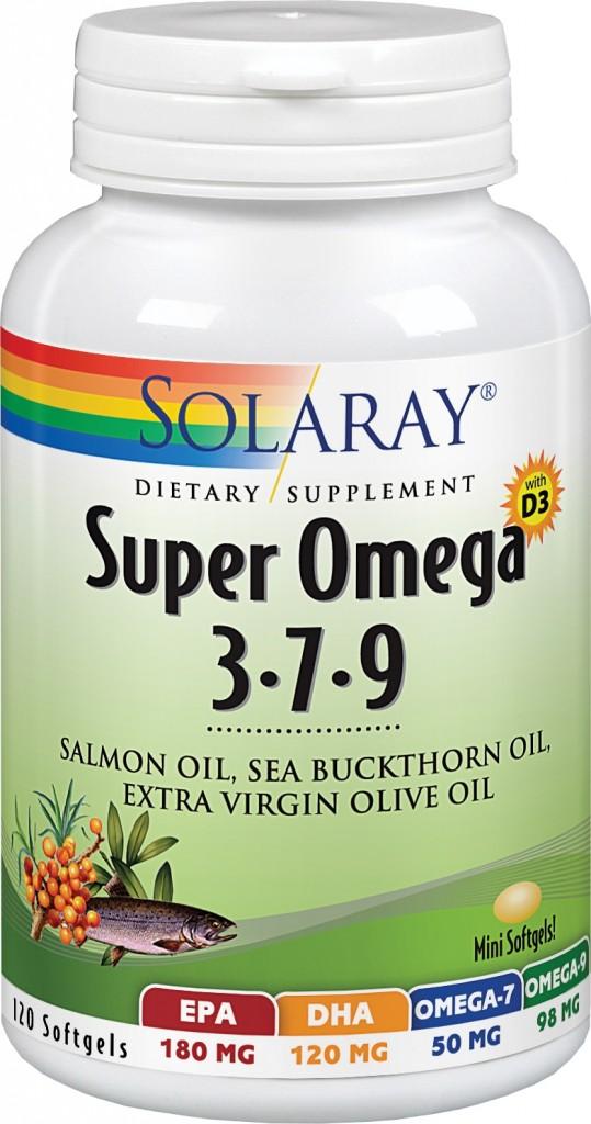 Super 3-7-9 de Solaray es una nueva ayuda para el cuidado de la piel, el cabello y las mucosas.