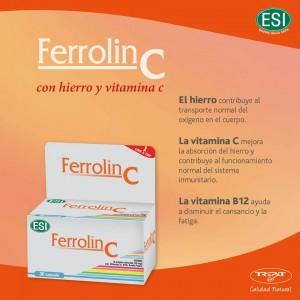 Ferrolin C de ESI