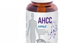 AHCC Supralif de El Granero Integral