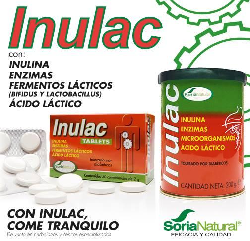 Inulac Soria Natural