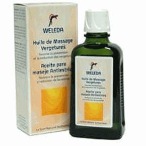 Aceite antriestrias Weleda