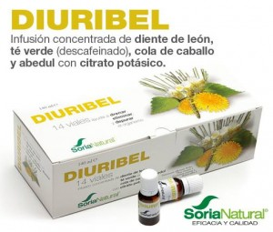 Diuribel Soria Natural depurativo