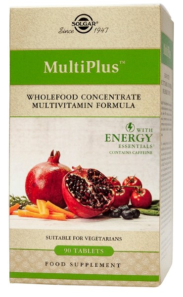 Multiplus Energy de Solgar
