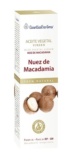 aceite vegetal macadamia