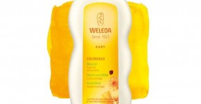Aceite corporal caléndula para bebés de Weleda