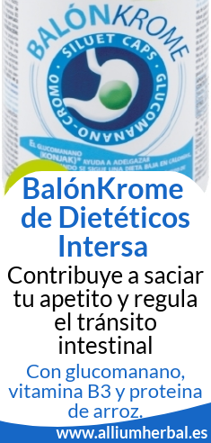 Balónkrome Dietéticos Intersa