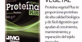 Proteína vegetal Plus MGDOSE