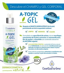 A-Topic Gel Esential'arôms