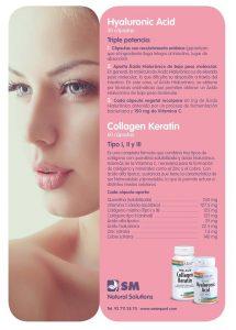 Hyaluronic Acid Solaray, cuida tu piel