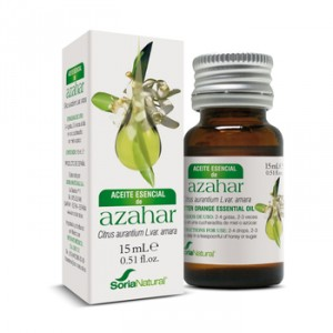 Esencia de azahar Soria Natural