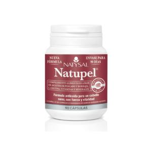 Natupel Natysal cuida tu cabello y uñas