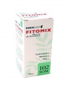 Fitomix 102 insomnio de Dietisa