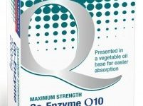 Co-enzima Q10 200 mg de Lamberts