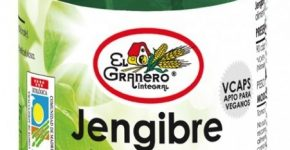 Jengibre bio Granero Integral