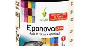 Epanova plus 90 cápsulas de Novadiet Aceite de Pescado + Vitamina E