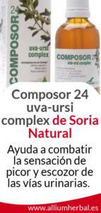 Composor 24 de Soria Natural