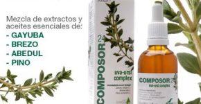 Composor 24 uva-ursi de Soria Natural