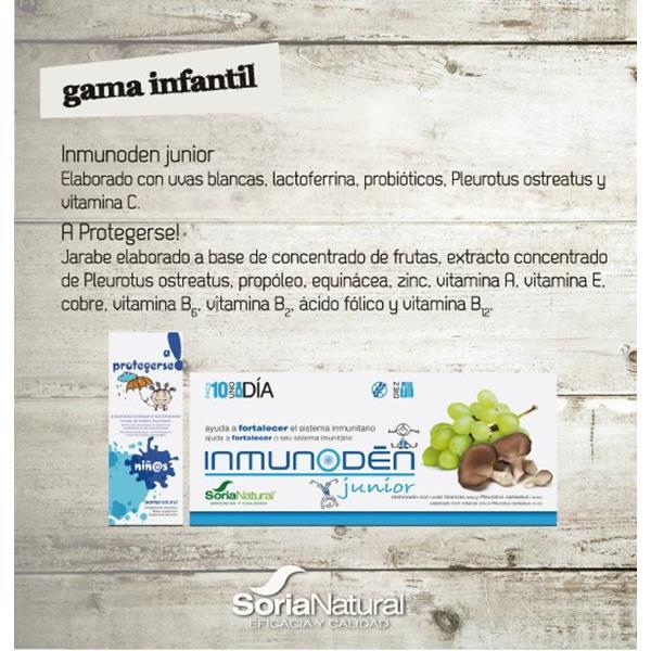 Gama Inmunoden Soria Natural
