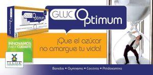 Glucoptimum de Tegor, mantiene los niveles de glucosa en sangre