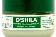 Bálsamo pectoral respir eucalipto D'Shila con pulmonaria y drosera