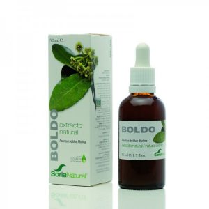 Extracto de boldo Soria Natural depura tu hígado y facilita la digestión