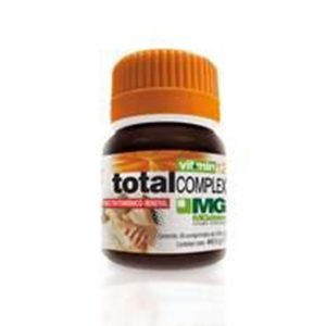 MGDOSE V&M 12 Total Complex multivitaminico Soria Natural
