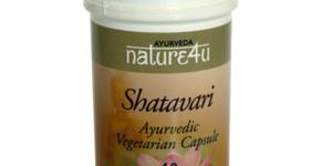 Shatavari de Nature4u apoya la salud reproductora