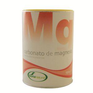 Carbonato Magnesio Soria Natural laxante suave